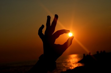 Güneşi yakalamak