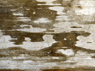 grunge metal plate industrial ; abstract background