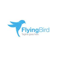 bird logo icon vector template
