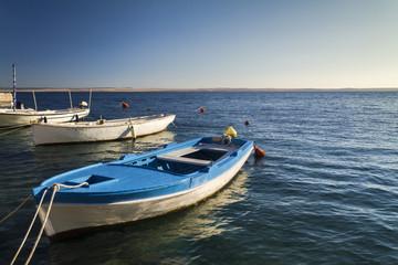 Small marina in adriatic sea,Croatia