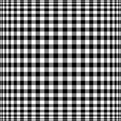 squares - black and white