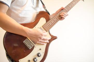 ギター 演奏