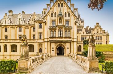 Foto auf Acrylglas Schloss Schloss Grafenegg, Austria, Niederösterreich