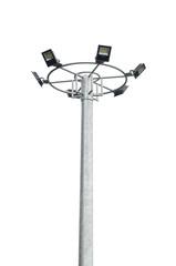 Obraz light pole isolated - fototapety do salonu