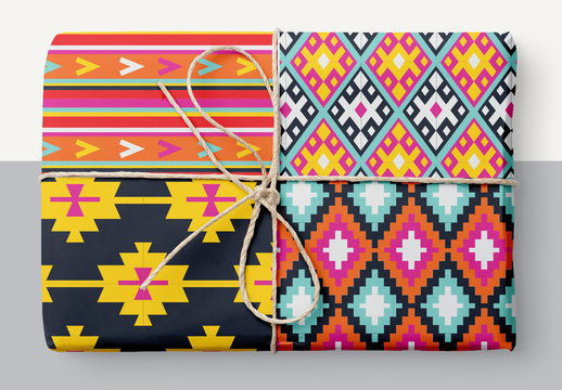 Electric Boho Patterns