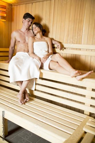 я с любовницей фото в сауне