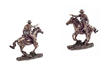 Cowboys figurines