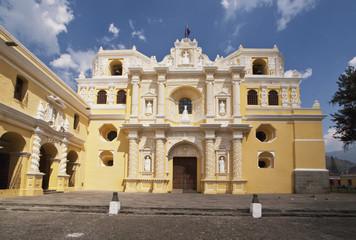 La Merced Church, Antigua, Guatemala
