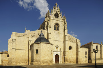 Catedral De San Antolin; Palencia, Castile-Leon, Spain