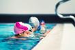 Swim training for children