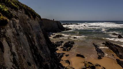 Praia de Almograve / Praia da Costa Vicentina, Alentejo, Portugal