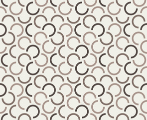Repeating geometric seamless pattern. Vector illustration.
