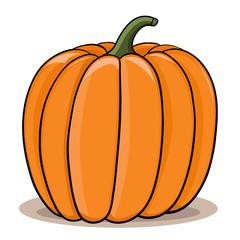 Pumpkin. Doodle