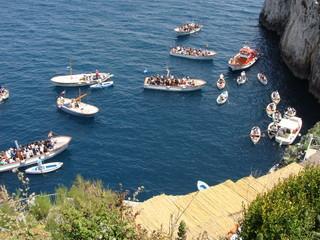 Capri. Grotta Azzurra