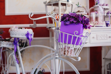 sorts cute and beautiful little things for wedding decoration