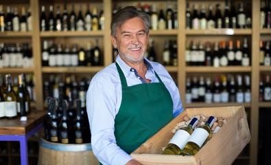 Wine Shop Owner