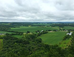 Wisconsin Rural Landscape