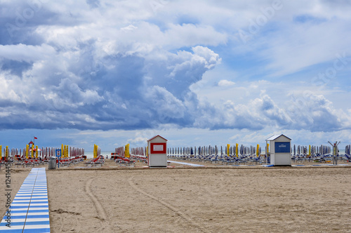 strandurlaub in caorle italien stock photo and royalty free images on pic. Black Bedroom Furniture Sets. Home Design Ideas