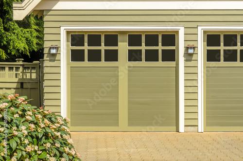 Garage door in vancouver canada stock photo and for 10 x 7 garage door canada
