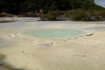 Trou d'eau, Nouvelle-Zélande