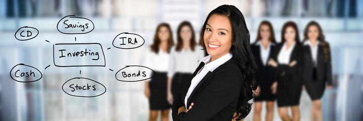 Financial Planning Button