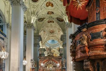 Mariazell Basilica, Austria