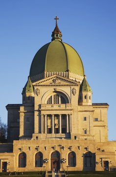 Montreal, Quebec, Canada; Saint Joseph's Oratory