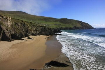 Coumeenoole Beach, Dingle Peninsula, County Kerry, Ireland