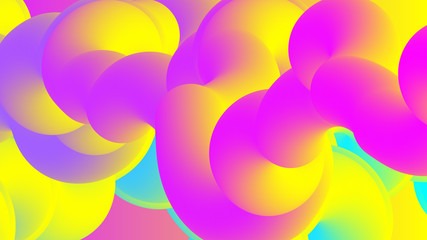 abstract fluorescent colors. bright colorful background
