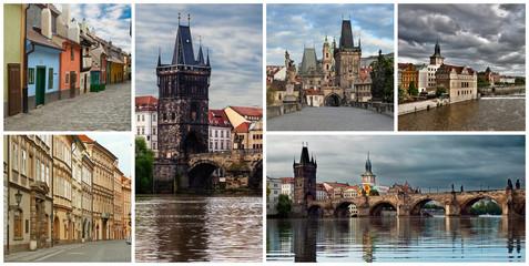 Collage Czech Republic
