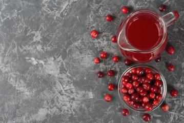 Natural cranberry juice