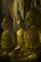 BUDDHA IMAGES WITH LIGHTING