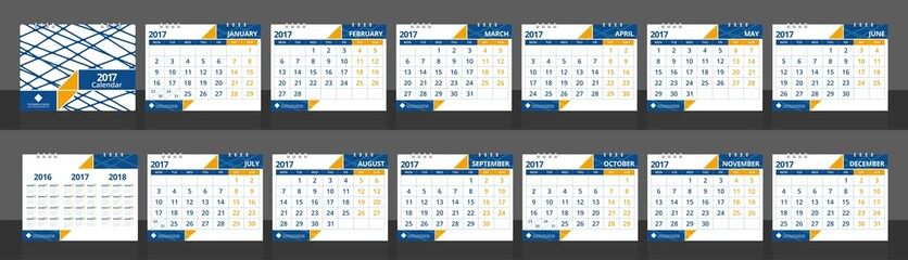 Horizontal Calendar Design : Search photos category graphic resources gt calendars