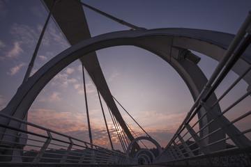 THE TAIPEI SUNSHINE BRIDGE