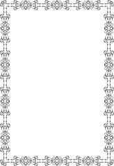 Adornment art frame