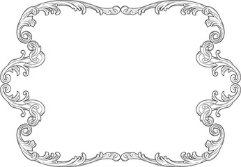 Ornate decor page
