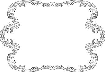 Ornate decor page