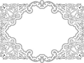 Ornate nice art decor page