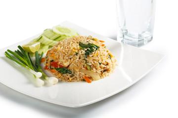 fried rice ,Thai cuisine