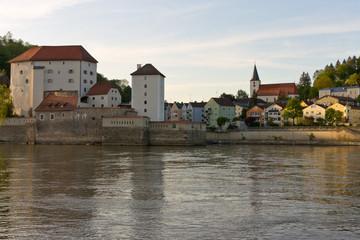 Fortress Oberhaus Passau