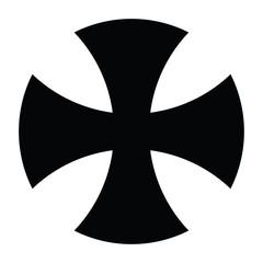 Cross Pattée Alisee