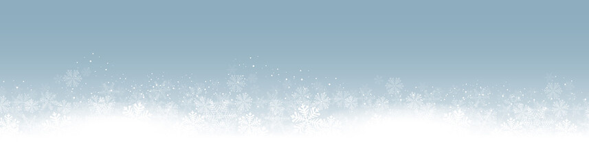 Wall Mural - christmas wide background