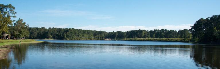 Fishing at Huntsville State Park