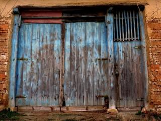 la grande porte bleue