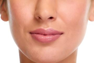 Woman lips.