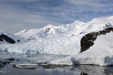 Glacier;Antarctica
