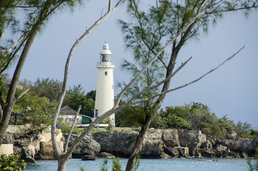 Negril Lighthouse; Negril, Jamaica