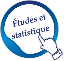bouton études et statistique