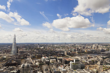 View Of London From Tower 42; London, England