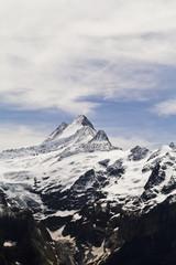 Jungfrau; Grindelwald, Bernese Oberland, Switzerland